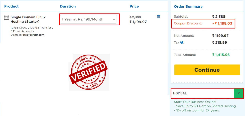 Hostgator Coupon Code India 57 Off Free Ssl 2020